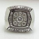 1972 Boston Bruins Stanley Cup Championship ring size 8-14 US