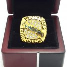 1994 NHL New York Rangers Hockey championship ring size 8-14 US with wooden box