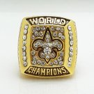 2009 New Orleans Saints super bowl championship ring size 11 US