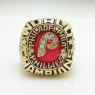 1980 Philadelphia Phillies World Series Championship ring size 11 US