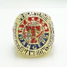2011 Texas Rangers American League baseball championship ring size 11
