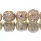 A set Los Angeles Lakers Basketball Championship ring 10S DHL shipping