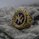 1998 New York Yankees Baseball championship ring size 8-14 US