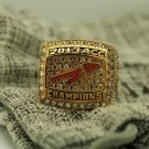 2013 Florida State Seminoles ACC National Championship Ring size 8-14 US Back Solid