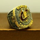 2016 Cleveland Cavaliers National Basketball Championship ring alloy ring size 11 US