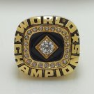 1978 New York Yankees MLB World Series Baseball championship ring size 8-14 US