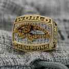 2000 Baltimore Ravens super bowl championship ring size 8-14 US