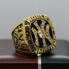 1996 New York Yankees World Series Championship ring size 8-14 US +Wooden Case