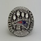 2014 New England Patriots XLIX super bowl championship ring 11S High Quality