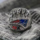2016 2017 New England Patriots LI super bowl championship ring size 14 US NEW