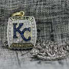 2015 Kansas City Royals World Series Championship Pendant Necklace Gift 002
