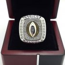 2015 2016 Alabama Crimson Tide CPF National Football NCAA Championship Ring 8-14S + Wooden case