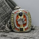 2016 Clemson Tigers Championship Pendant Necklace Gift
