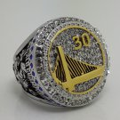 Golden State Warriors 2015 NBA CURRY Basketball Championship ring size 10 & 11 US Back Solid