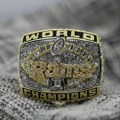 1999 St Louis Rams ring super bowl championship ring size 8-14 US