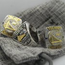 Golden State Warriors 2016 NBA CURRY Basketball West Championship ring size 8-14 US Back Solid