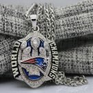 2017 New England Patriots Super Bowl Pendant Necklace Gift