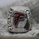 2016 Atlanta Falcons NFC Championship Ring 8-14 Size solid