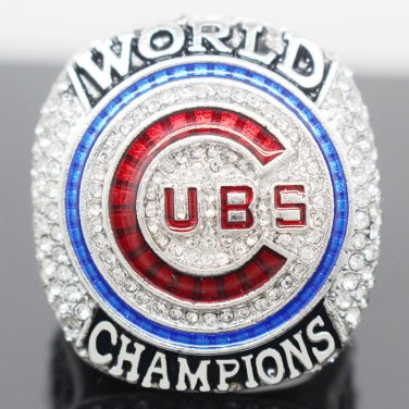 10PCS 2016 Chicago Cubs MLB World Series Championship ring Size 10-14 For BRYANT
