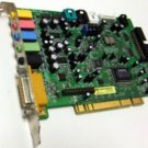 Santa Cruz - Turtle Beach audio pci card with manual, software