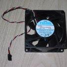 NMB (3612KL-04W-B66) 92X32MM Case fans, 3-wire PN: 4W022 D1598, Dell