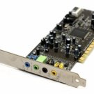 Creative SB0410 Sound Blaster Live! 24-Bit PCI Sound Card 24-Bit 7.1 upc 683728230296