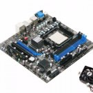 MSI 760GM-E51 AMD AM3 motherboard with accessory package, upc 816909089257, MS 7596