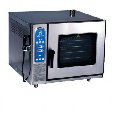 Electric Combi-Steamer 6 Trays Oven