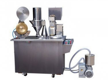 Capsule Filling Machine  Semi-automatic  - Pharmaceutical Machinery - Pill Press