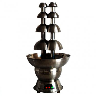Chocolate Fountain, 2-4 Layers - 304  stainless steel plate