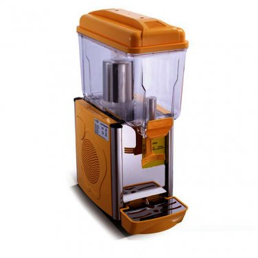 Juice Dispenser Machine - 1 Tank, 12L, Paddle Stirring  in Commercial Grade