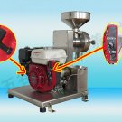 4 HP Gasoline-powered Corn/ Grain crusher-Feed Mill/ grinder poultry/ horse/ stock Outdoor Mills