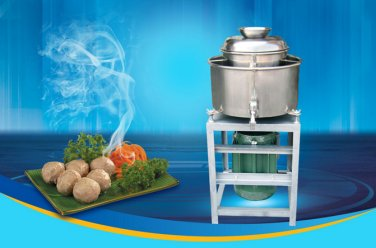 Meatball Machine - Meat Grinder Mincer Production 200 lbs per hr Meat Ball Maker Machine