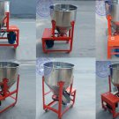 universal powder mixer machine Plus 4 HP copper motor - 50 L powder blender - dry powder mixer
