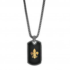 """Phillip Gavriel 18kt Yellow Gold+Silver+Yellow gold  Silver 22"""" pendant and chain"""