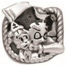 "Personality jewelry collection Sterling Silver ""Betty Boop"" TM Enamel S.S. Betty Boop Bead"