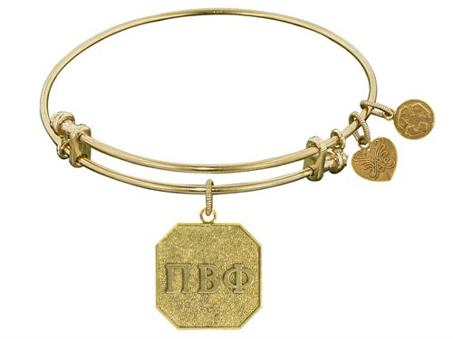 Angelica Jewelry collection Phi Beta Expandable Bangle Collection - Style No. GEL1235