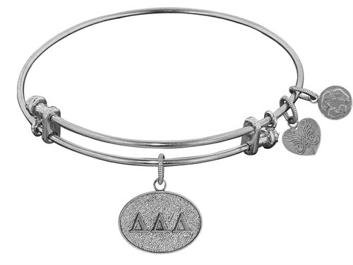 Angelica Jewelry collection Delta Delta Delta sorrority Expandable Bangle Collection