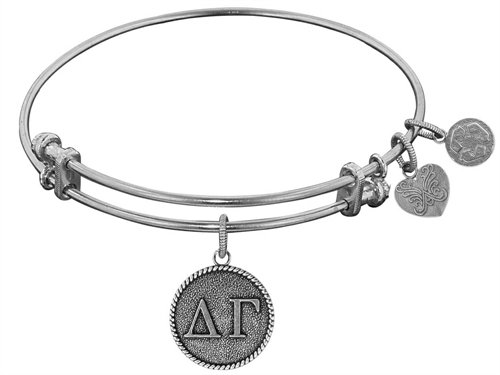 Angelica Jewelry collection Angelica Collection Delta Gamma Expandable Bangle - Style No. WGEL1228