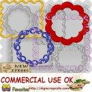 Commercial Use Frame Pak