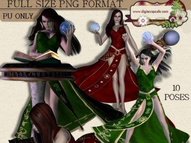 Xena the Alchemist