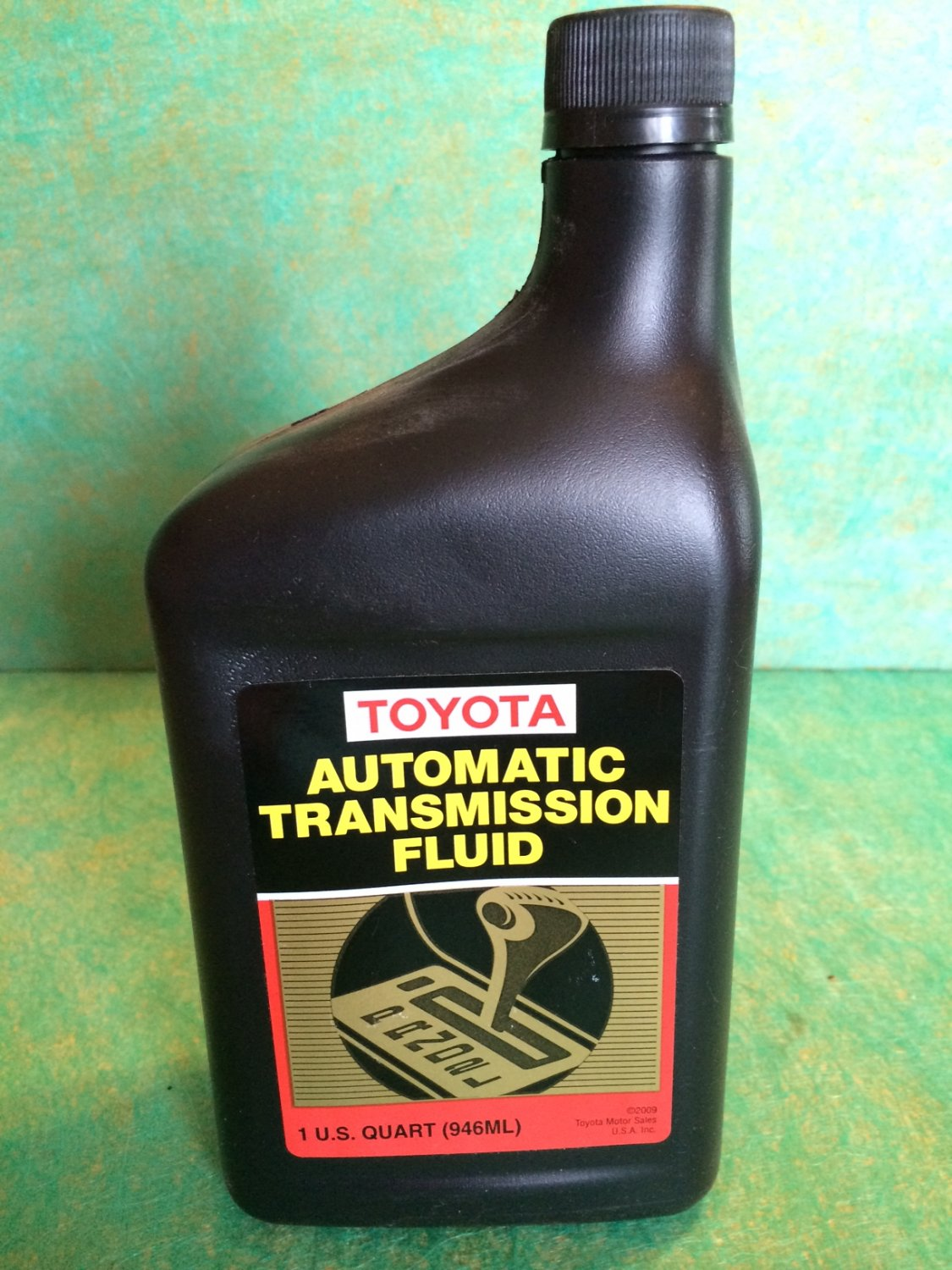 toyota automatic transmission fluid dexron iii 00718 atf00 1 qt. Black Bedroom Furniture Sets. Home Design Ideas