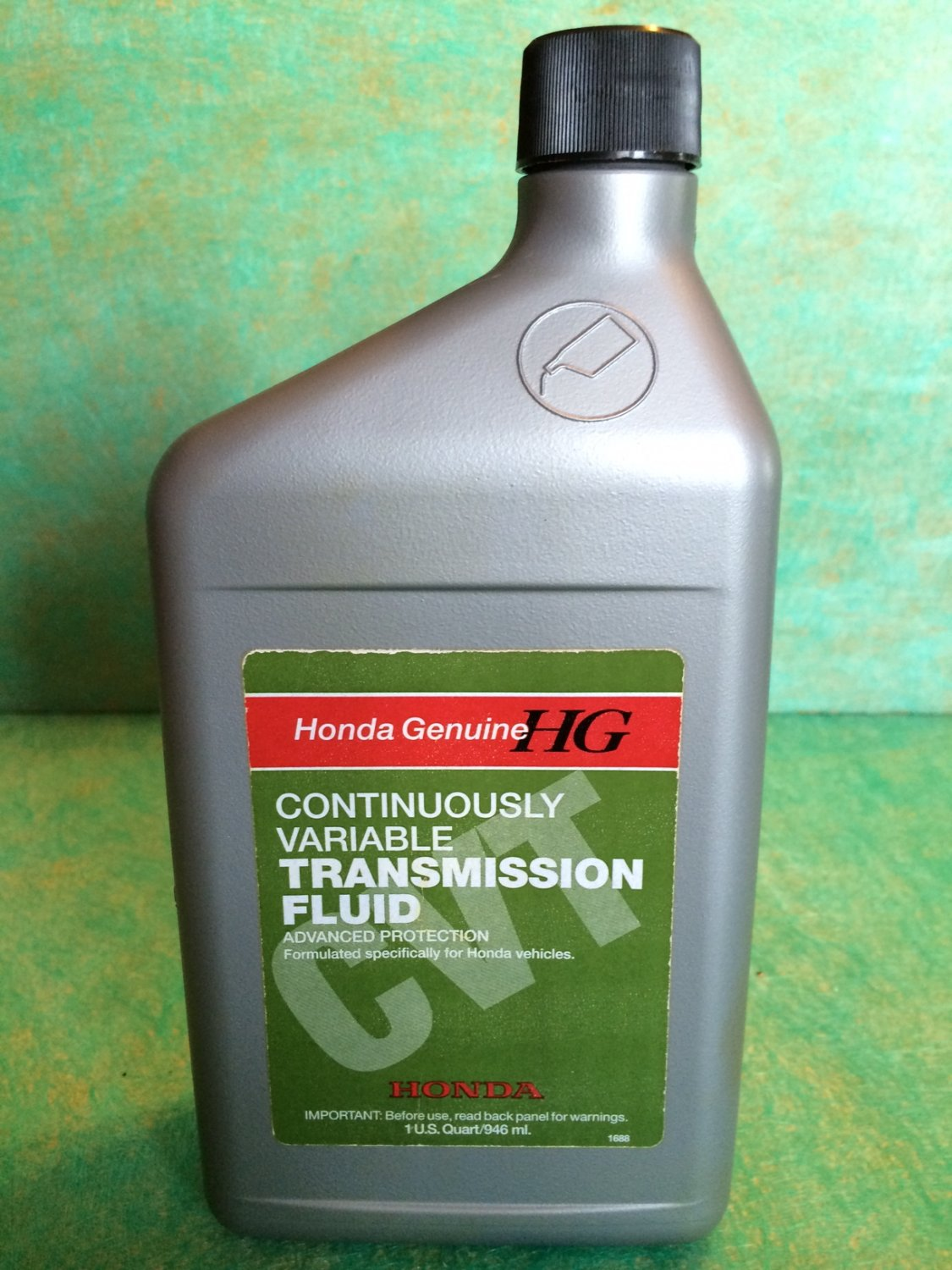 Honda Genuine Continuously Variable Transmission Fluid CVT  08200