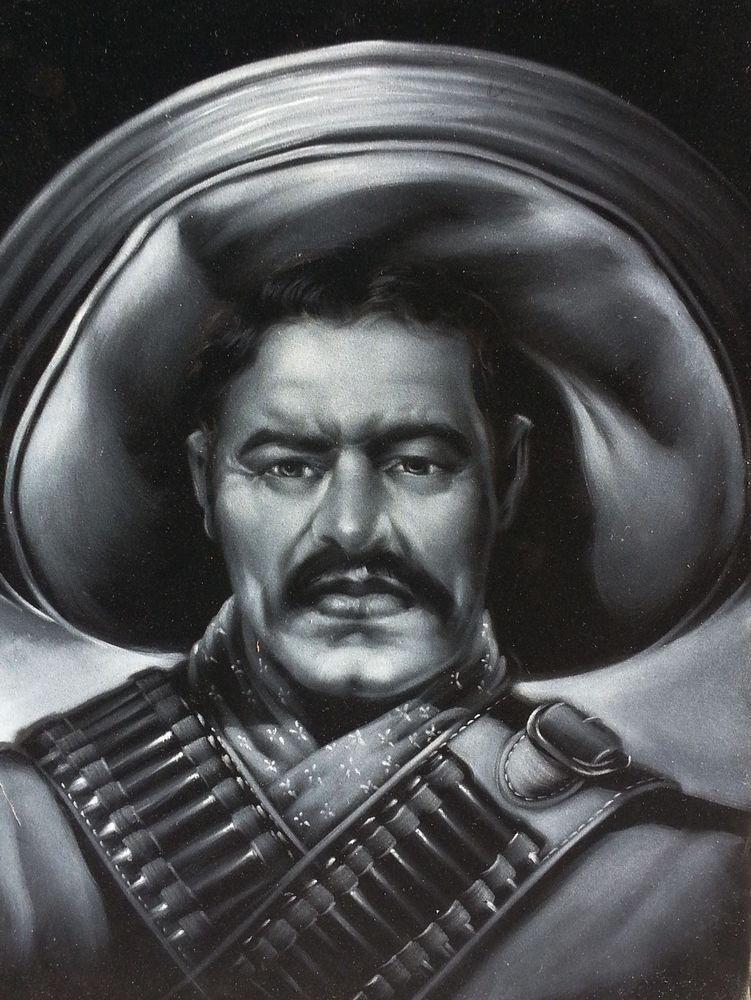 Pancho Villa Tattoo Art