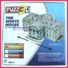Wrebbit - The White House (US) Puzz 3D puzzle DIY Paper jigsaw craft DIY model for student gift