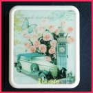 "Mini London Romantic Desktop Music Box / Tune Box play ""Castle in the Sky"" (MB03)"