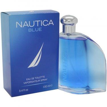Nautica Blue Cologne For Men 3.4 Oz / 100 Ml Eau De Toilette Spray