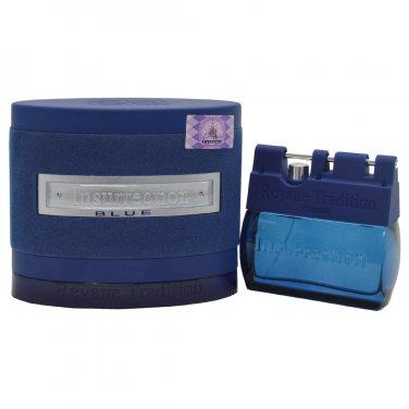 Insurrection Blue Cologne For men 3.3 Oz / 100 Ml Edt Spray