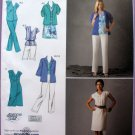 Simplicity 2705 Dress, Top, Pants, Shorts, Jacket Women's Size 20W,22W,24W,26W,28W Sewing Pattern