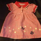Carter's 9 month red dress
